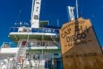 Boarding Cap San Diego