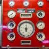 Instrumententafel der Cap San Diego