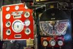 Maschinensteuerung der Cap San Diego