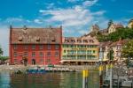 Hafen Meersburg am Bodensee