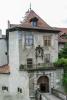 Eingang zur Burg Meersburg