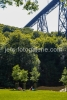 Erholung im Müngstener Brückenpark