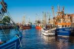 Alter Fischereihafen Neuharlingersiel