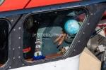 Cockpit eines Krabbenkutters in Neuharlingersiel