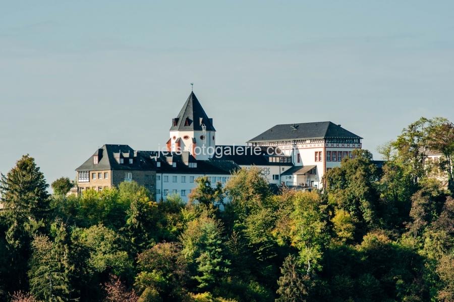 Die Marienburg bei Pünderich