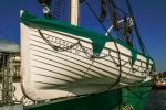 Rettungsboot der Rickmer Rickmers