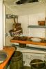 Wasch- und Duschraum der Rickmer Rickmers
