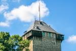 Bergfried Schloss Burg