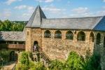 Wehrgang Schloss Burg