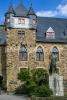 Palas Schloss Burg