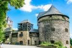 Batterieturm Schloss Burg