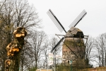 Mühle der Feste Zons