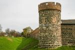 Stadtmauer der Feste Zons